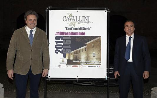 Cantina Cavallini 1919 di Corvino San Quirico 1